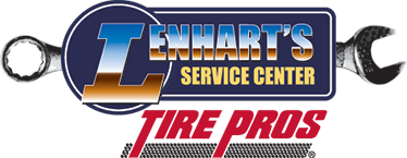 Welcome to Lenhart's Service Center Tire Pros!